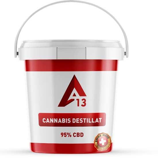 Cannabis Destillat 95% CBD