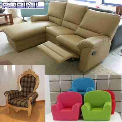 Manufacturer of upholstery over 35 years. 