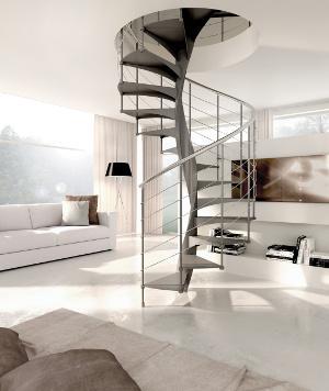 Escalera de Caracol Mod. E20 F