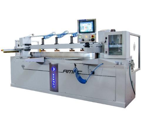 CNC polishin machine AMI-C