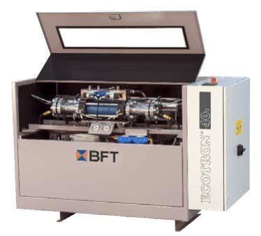 BFT Ecotron Hochdruckpumpen