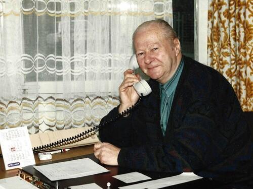 Gründer, Günter Reichardt