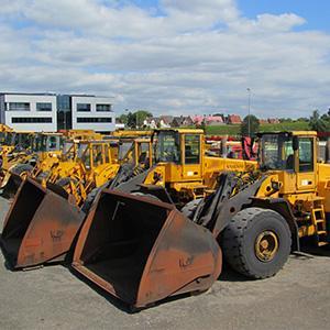 Ground working equipment