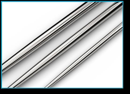 La linea ITAN Tap Line è prodotta in 1.4123 (AISI 420), un acciaio Inox martensitico.