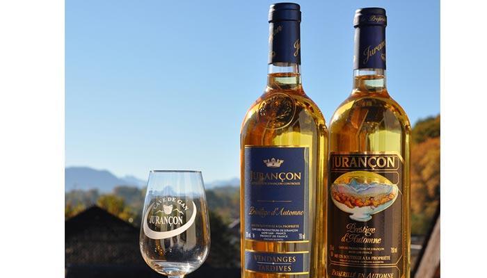 Vins blancs doux, vins d'Apéritifs ou Desserts
