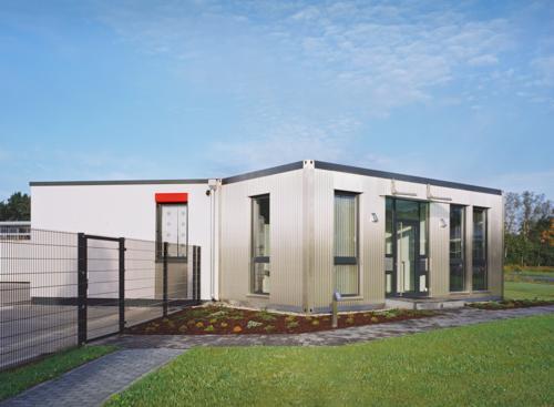 Verwaltungsgebäude der Treude GmbH