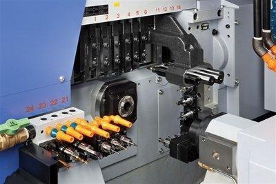 CNC-Langdrehmaschinen