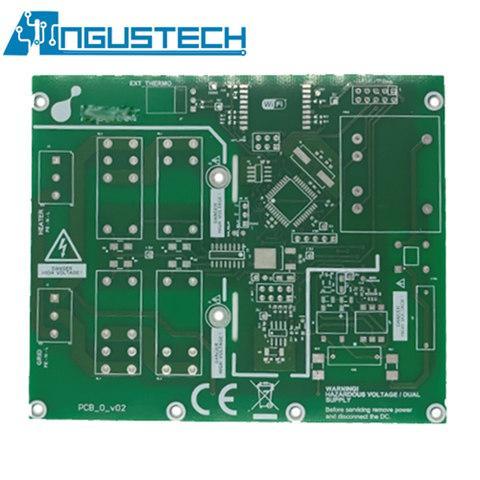2 layers printed circuit board
