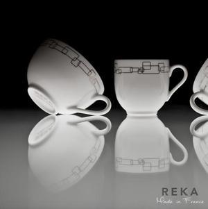 Impression sur porcelaine REKA Sérigraphie