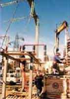 C.T.E. Costruzioni Tecno Elettriche si occupa della realizzazione e del mantenimento in servizio di impianti per il trasporto di energia elettrica.