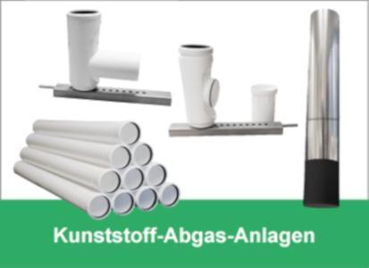 Kunststoff-Abgas-Anlagen