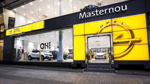 Masternou es tu concesionario Opel en Barcelona