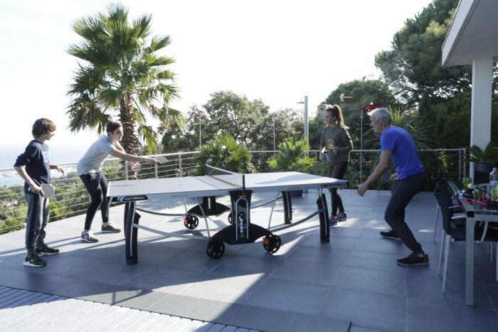 Gerade im Sommer bekommt man wieder richtig Lust auf Tischtennis. Laß Dich von  unseren hochwertigen wetterfesten Tischtennisplatten inspirieren: http://www.tischtennis.biz/outdoor-tischtennisplatten/