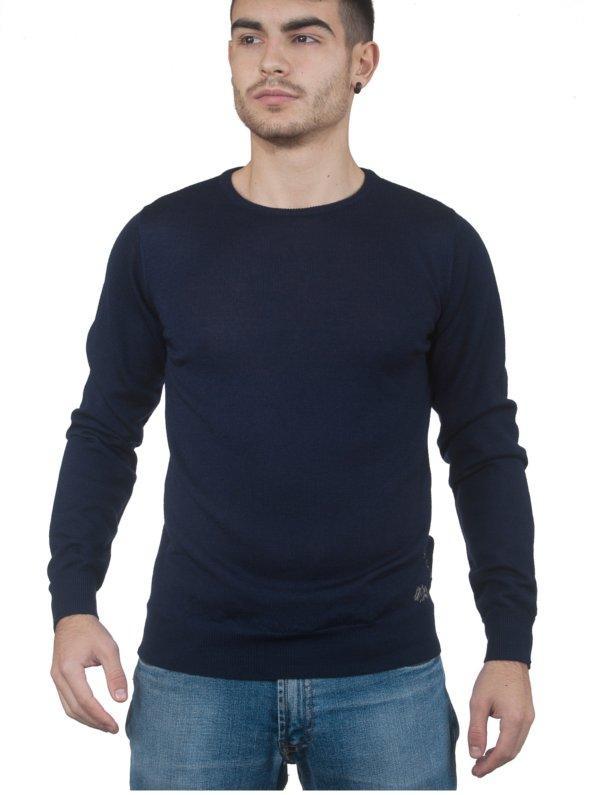 maglia da uomo 100% merino super fine