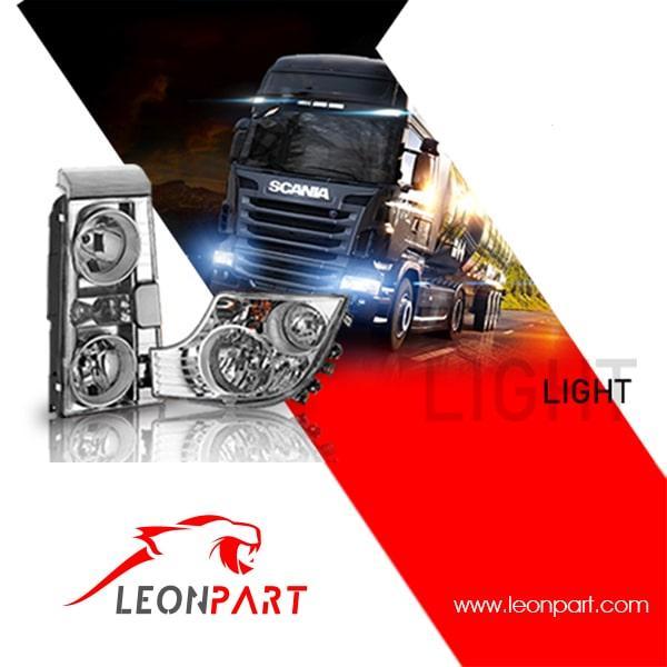 leonpart-head light  stop light