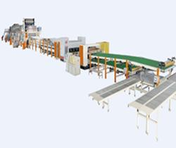 3/5/7 ply corrugated carton box production line/packaging machine