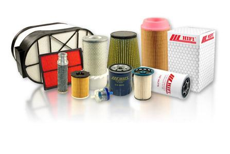 A range of mobile filters