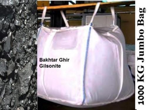 Gilsonite, natural Asphalt