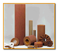 """These products (Scotch BriteTM) are suitable for all kinds of """"surface finishing """" in all branches of industries."""