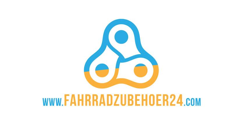 Das ist das neue Logo für den online versandshop von Fahrradzubehoer24.com