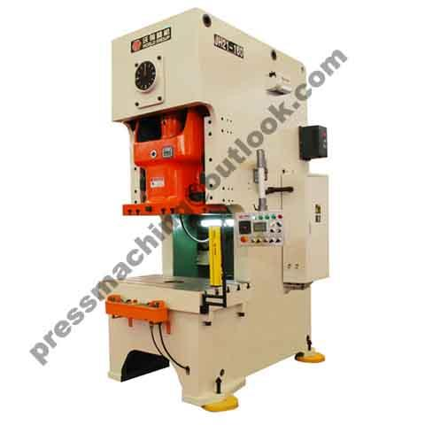 C Frame Fixed Table Press C Frame Single Crank Mechanical Press Open-Type Fixed