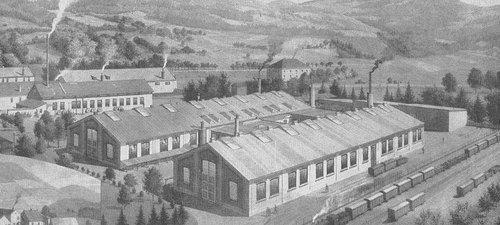 Firmensitz von damals