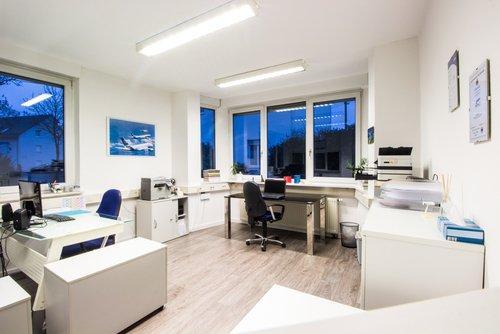 Unser AeRa Hauptbüro
