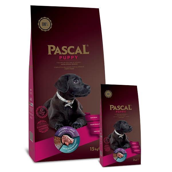 PASCAL DOG PUPPY LAMB&RICE