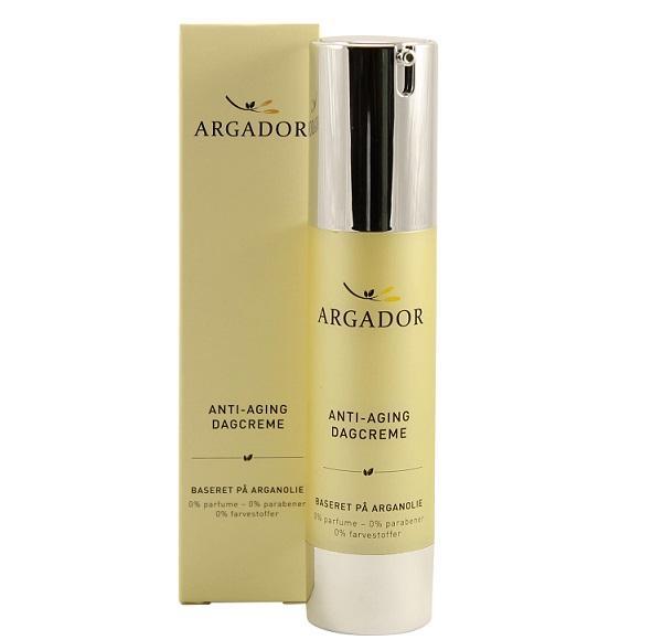 Argador Anti-aging Day Cream with argan oil