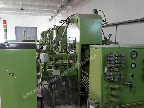 High-speed molding machines 400T 3RT 600x600 double side