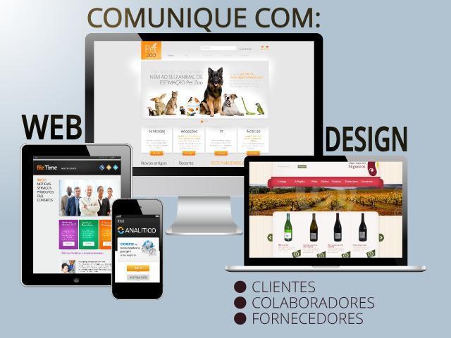 Soluções de Web Design para a sua empresa