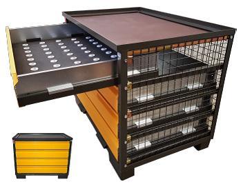 LCB LogisticCarrierBox - Gitterbox 2.0