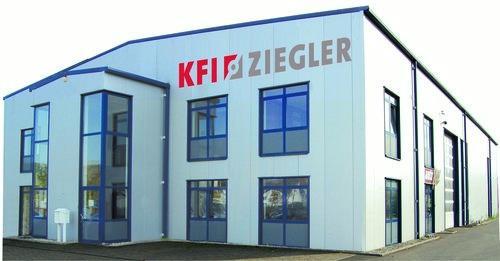 Firmensitz KFI Ziegler
