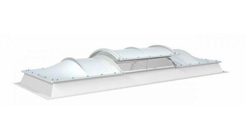 Lichtbänder / Tonnenoberlicht