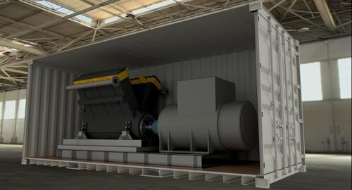 Abwärmekraftwerk