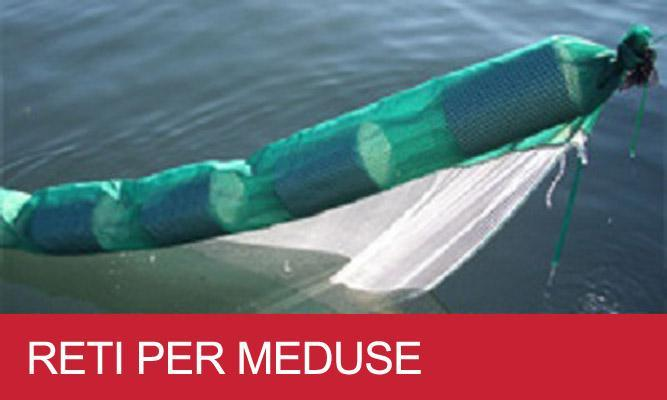 Retificio Ribola reti per meduse