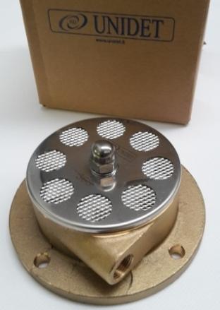 Pneumatic Siren Brass P/N 36S