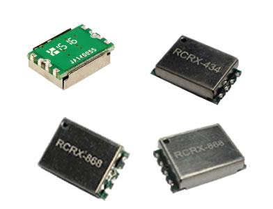 AM superhet data receiver module.
