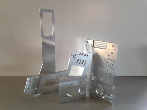 CNC Frästeile Aluminium