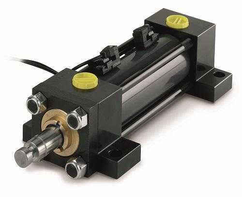 HYDRAULIC CYLINDER ISO 6020/2 MAGNETICS