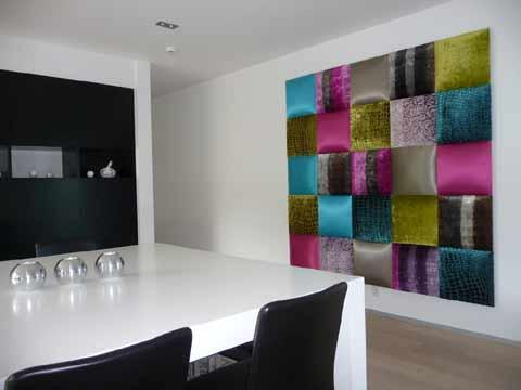 décoration acoustique