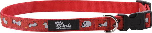 ошейники серии Винк предназначены для всех пород собак. Размеры от S- XL. Производство Польша