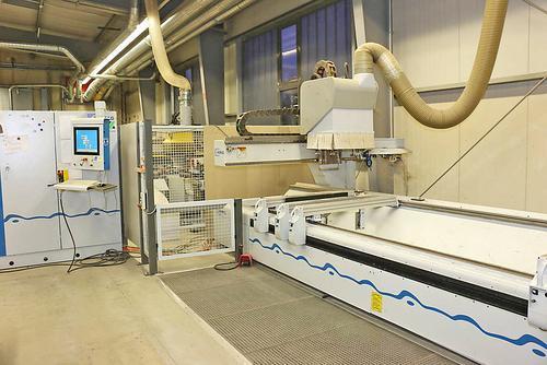 CNC Holzbearbeitung