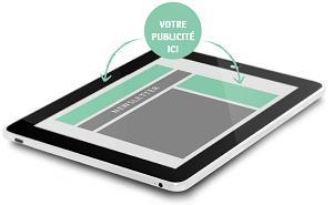 Sponsorisez notre newsletter mensuelle pour transmettre votre message à des clients potentiels ou à des partenaires. Nous pouvons également lancer votre propre campagne e-mailing personnalisée !