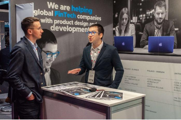 Code & Pepper at Cloud Expo Europe 2019