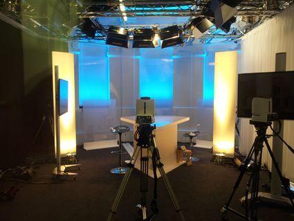 Video studio Paris