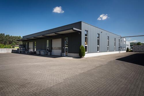 Firmensitz in 32832 Augustdorf / Versand