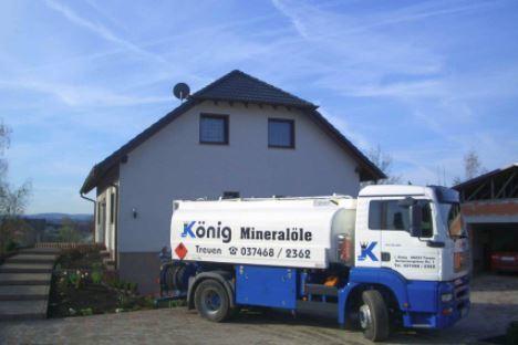 König Mineralöle GmbH