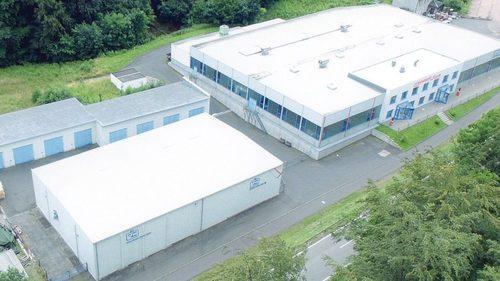 GHS Gebäude