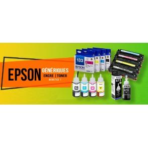 Cartouches d'encre compatibles EPSON